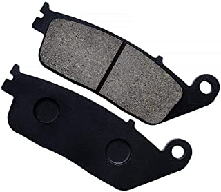 Yerbay Motorcycle Front Brake Pads for Triumph America 6 spoke cast wheel 2007-2009 / America 12 spoke cast wheel 865cc 2010-2013