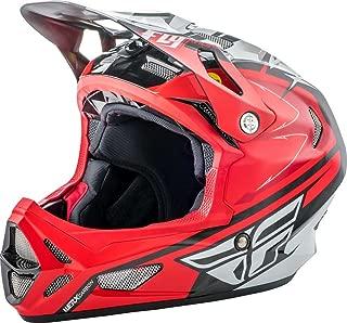 Fly Racing werx MIPS Rival Shaun Palmer Edition Casco Mountain Bike & BMX, Color Rojo de Color Blanco de Negro, Downhill