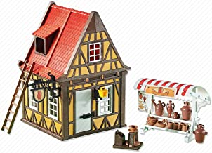 Playmobil Add-On Series - Medieval Pottery Shop