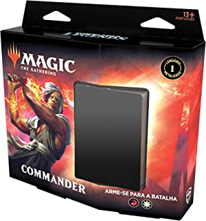 Magic The Gathering - Commander Legends | Commander Deck Arm of Battle | 100 cards | Acessórios | Produto em Inglês