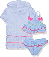 Freestyle Revolution Baby Girls 2pc Picnic Party Set with Terry Cover Up
