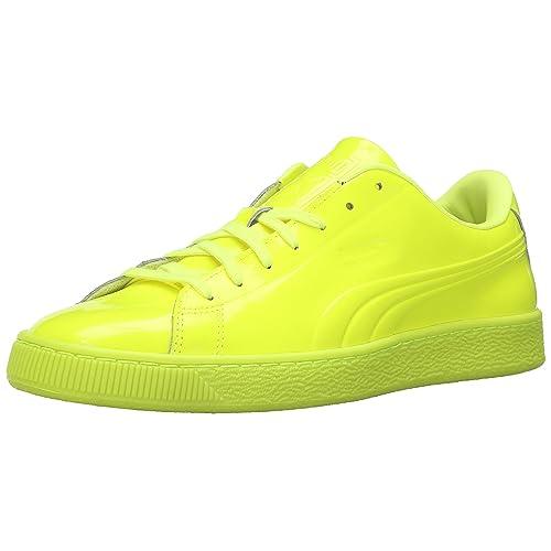 half off 65bb7 c6628 Yellow PUMA Shoes for Man: Amazon.com