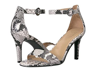Naturalizer Kinsley (Alabaster Snake Print Leather) High Heels