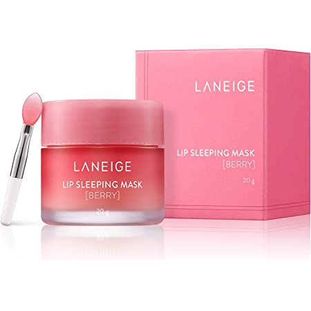 Laneige Lip Sleeping Mask, Berry, 0.7 Ounce