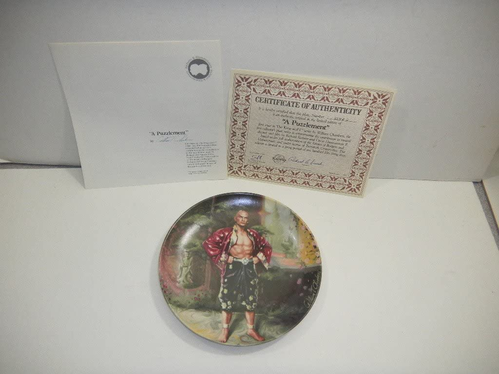 Bradford safety Don't miss the campaign Exchange 44850 Decorative Commemorative Plates