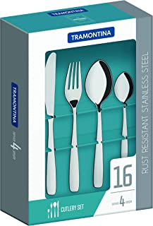 Tramontina 66960/553 as Stainless Steel Cutlery Set