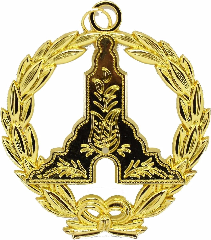 Masonic Collar Grand Lodge Jewel - Senior Warden
