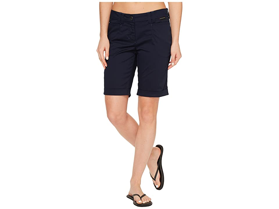 Jack Wolfskin Liberty Shorts (Midnight Blue) Women