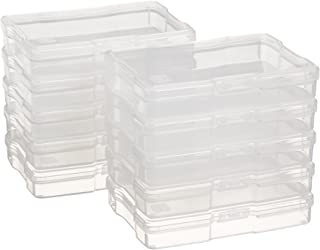 IRIS USA, Inc. KP-PC Photo and Craft Case, 10 Pack, 4