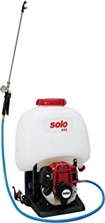 Solo 433 5-Gallon 25cc 4-Stroke Gas Powered Backpack Sprayer