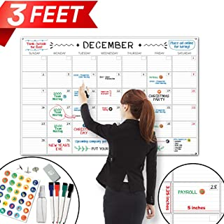 Best mounted wall planner 2019 Reviews