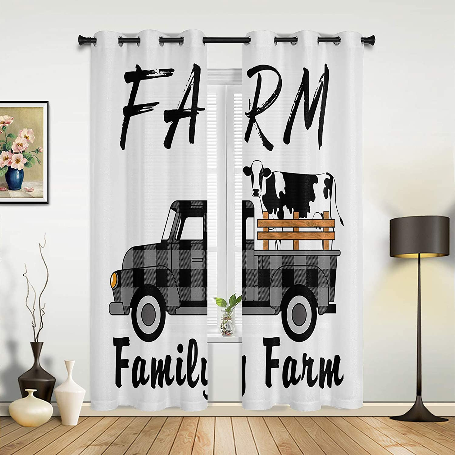 Window Sheer Curtains for Fashionable Bedroom Country Baltimore Mall USA Room Living Style