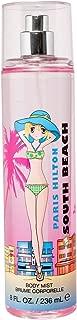 Paris Hilton Passport In South Beach for Women Body Spray