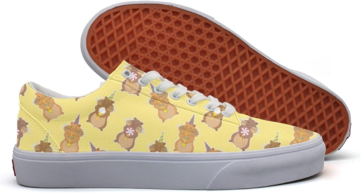 Hamster Party Women's Casual shoes Sneakers Slip-On Classic Fashion Comfortable
