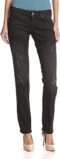 Jake Siyah Comfort Jean Pantolon