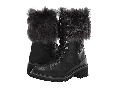 Ross & Snow Chiara Waterproof Boot (Black Camo) Women