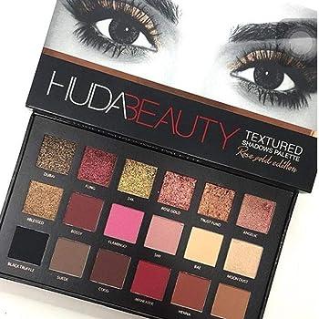 Huda Beauty Paleta de sombra de ojos, edición Rose Gold: Amazon.es: Belleza