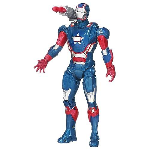 Marvel Titan Hero Series 12 pouces Iron Patriot Figure Figurine Hasbro NOUVEAU