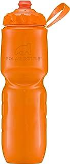 Polar Bottle IB24SOTAN Tangerine Insulated Water Bottle-24oz. Color Series, 24 oz
