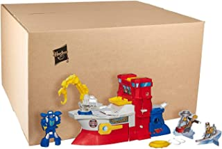 Rescue Bots Heroes Transformers Rescue Bots High Tide Rescue Rig Playset