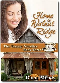 Home to Walnut Ridge (The Teacup Novellas Book 3)