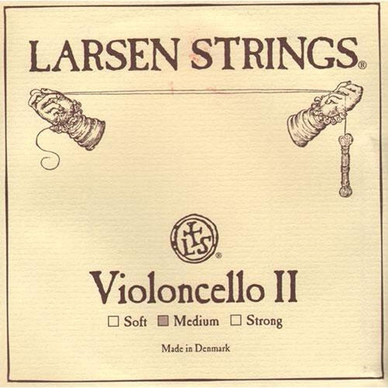 Larsen Cello D String New York Mall mart 4 Dolce Size