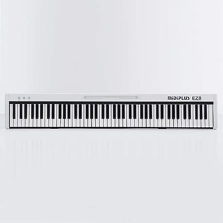 midiplus Controlador de teclado MIDI EZ8