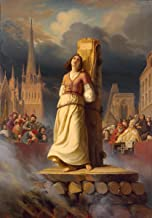 Quality Prints - Laminated 18x26 Vibrant Durable Photo Poster - St Joan of Arc