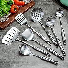 Cooking Utensils Cookware Set Kitchen Shovel Fish Turner Soup Spoon Pasta Server Strainer Cooking Tools Utensils Kitchenware