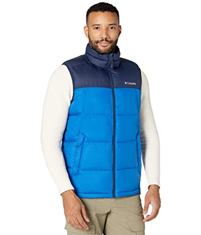 Columbia Pike Lake Vest (Bright Indigo/Collegiate Navy) Men