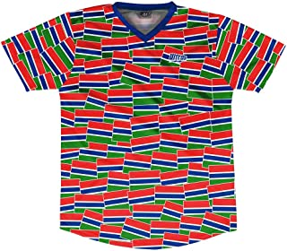 gambia football jersey