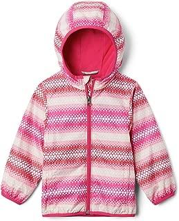 Columbia Kids' Toddler Mini Pixel Grabber Ii Wind Jacket