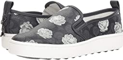 C115 Slip-On Sneaker with Floral Print