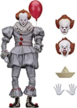 """NECA - IT - 7"""" Scale Action Figure - Ultimate Pennywise (2017)"""
