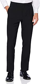Marchio Amazon - find. Pantaloni Eleganti Slim Uomo