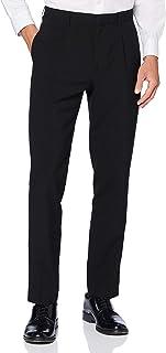 Marchio Amazon - find. Pantaloni Eleganti Slim Uomo