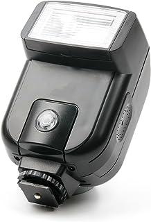DURAGADGET Cómodo Flash para cámara Canon EOS 2000D / Rebel T7 Canon EOS 200D / Rebel SL2 Canon EOS 20D Canon EOS 300D / Digital Rebel Canon EOS 350D / Digital Rebel XT