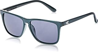 Knockaround Fast Lanes Wayfarer Unisex Sunglasses - Flsk2090-53-17-142 Mm - Black