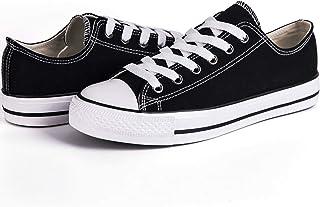 Lantina Women's Low Top Fashion Sneakers