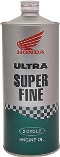 Honda(ホンダ) 2輪用エンジンオイル ウルトラ SUPER FINE FC 2サイクル用 1L 08248-99911 [HTRC3]