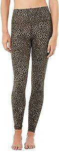 ALO High-Waist Vapor Leopard Leggings