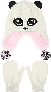 Capelli New York Girls Cheeky Monkey Flip Top and Stripe Magic Glove 2pc Set