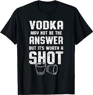 Vodka Lover Gifts: Vodka Worth A Shot