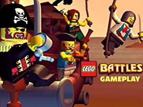 Lego Battles Gameplay