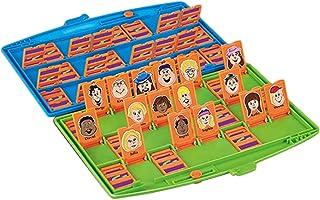 誰がゲームを推測するか、親子インタラクティブゲームのためのボードゲームを推測する、5歳以上の子供のためのカードゲーム、2人のプレーヤーがゲームを推測する