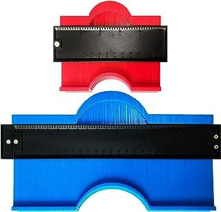 Sponsored Ad – Contour Gauge Duplicator Ewadoo Widen Contour Profile Tool Plastic Quick Master Outline General Tools-Preci...