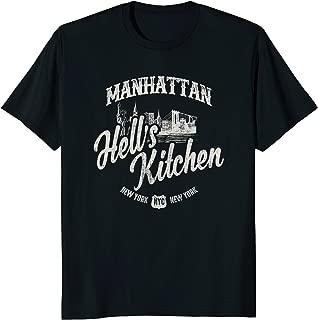 New York Manhattan Hells Kitchen T-shirt