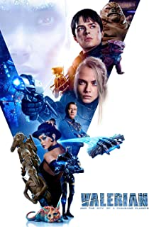 Valerian & the City of a Thousand Planets