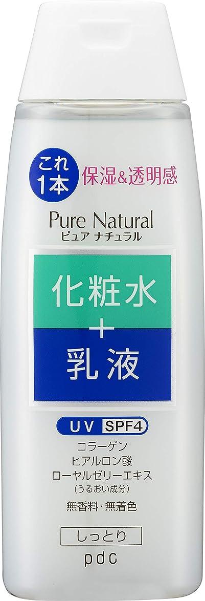 ビクター新しさ認識Pure NATURAL(ピュアナチュラル) エッセンスローション UV 210mL