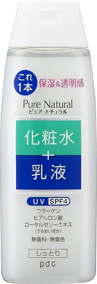 うんざりブランク社説Pure NATURAL(ピュアナチュラル) エッセンスローション UV 210mL
